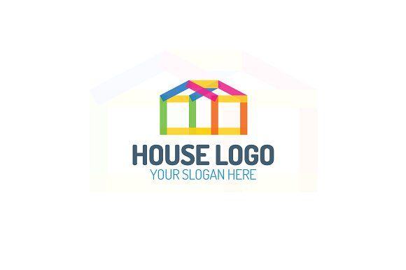 House logo by MIRARTI on @creativemarket