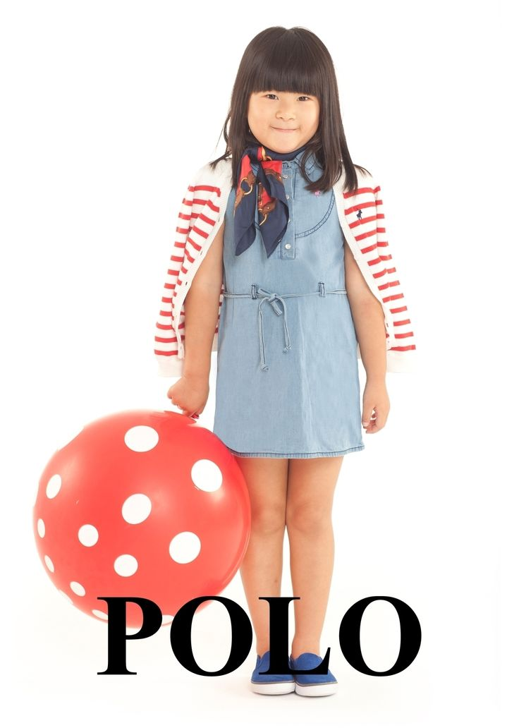 Too cute! The Gwyneth belted denim dress and Paton breton striped cardigan from @POLOSouthAfrica!