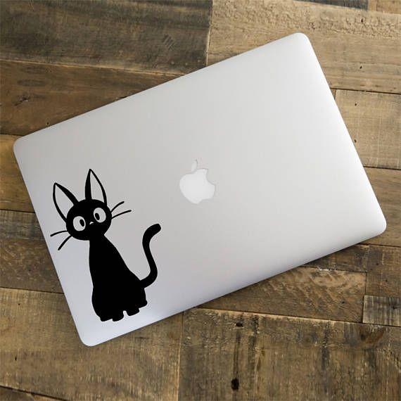 Kikis Delivery Service Jiji Cat Sticker Jiji Kikis Cat Cat