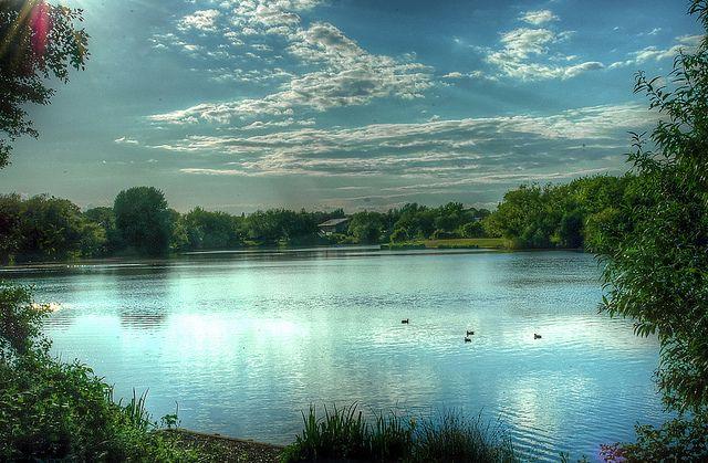 Goldsworth Park #Woking