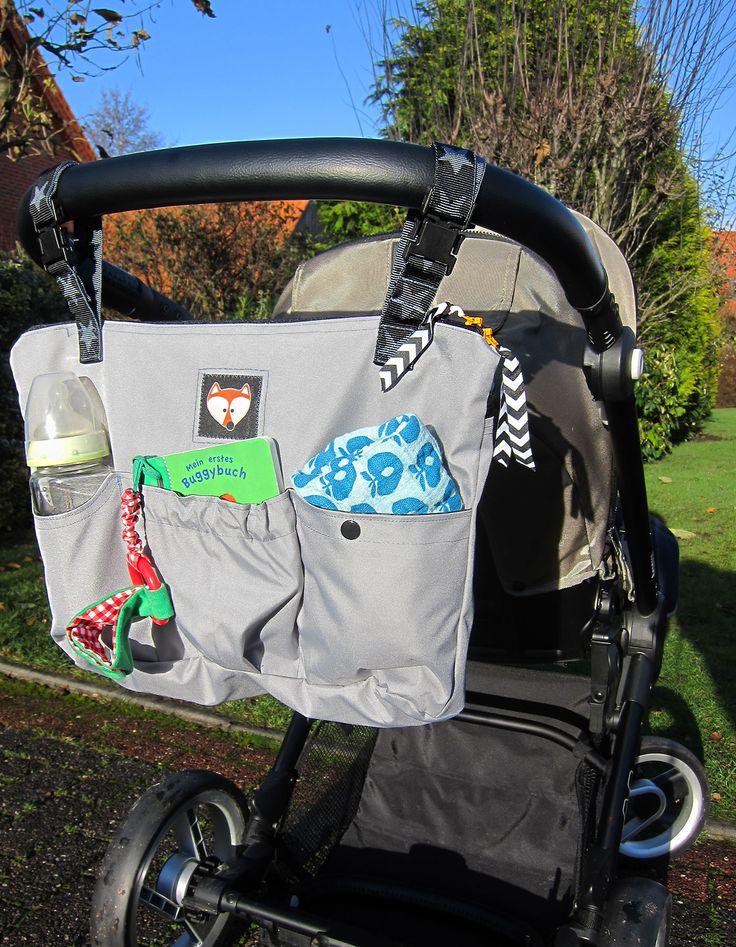 farbenmix taschenspieler 3 lenkertasche tasche fuer kinderwagen buggy selber naehen anleitung. Black Bedroom Furniture Sets. Home Design Ideas