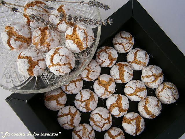 La Cocina de los inventos: Galletas Arabes de Almendra