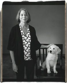 Jill Abramson - first female editor of the New Tork Times