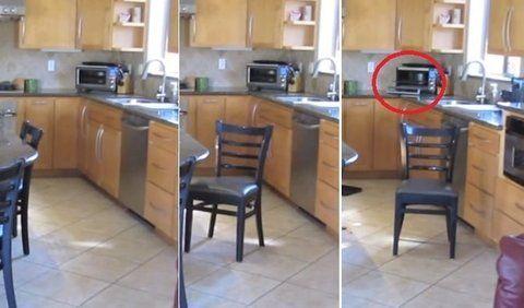 Nadprirodzené javy v kuchyni? Tajná kamera odhalila, čo má rodina v dome!