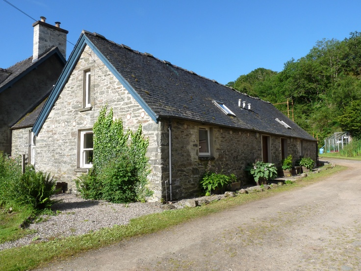 Byre and Stable Cottages - lovely conversions of the farm steading
