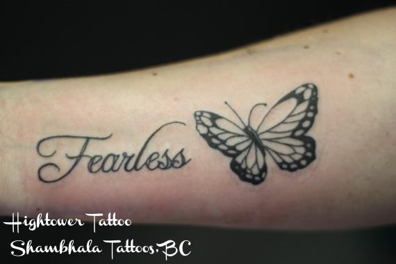 Fearless Tattoo