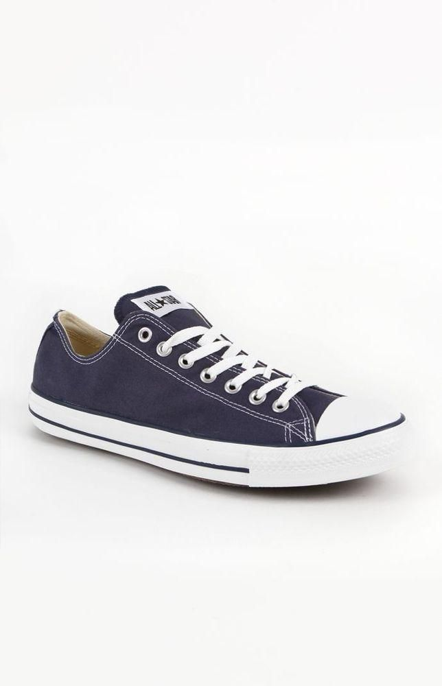 Converse Clothes - Converse Mens Shoes - Converse Chuck Taylor Blue Sneaker 10 ,11 ,12 ,13 Mix some sporty style into your super trendy wardrobe this fall and winter with this sweet sneaker... More Details