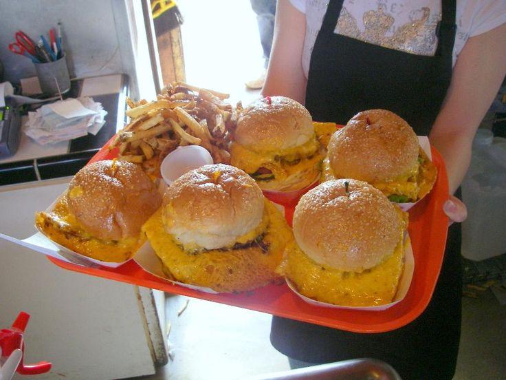 Hamburger Patties Restaurant Sacramento Ca