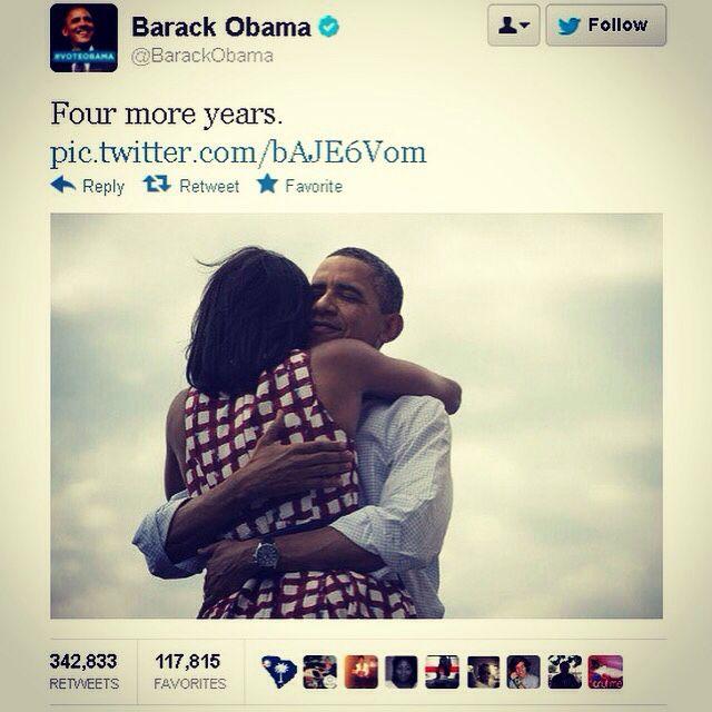 """Obama disse """"Four More Yeras"""" e nos completamos """"Four Years"""", como o podcast de hoje vai atrasar clique em nossa playlist e relembre nossa recente história podcasteriana! #café #podcast #diario4anos #diariodebordo #fourmoreyears #obama #obamailoveyou"""