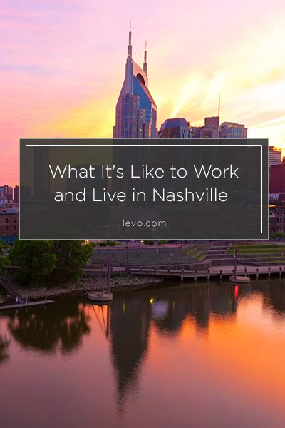 #Nashville: Trendy, Friendly, Southern! www.levo.com