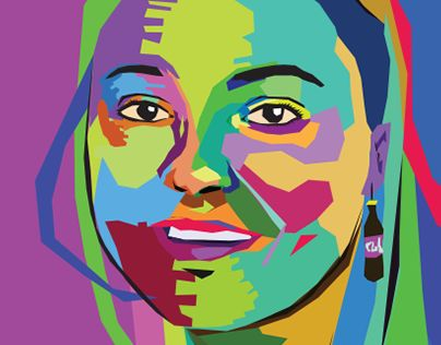 """Check out new work on my @Behance portfolio: """"Self Portrait"""" http://on.be.net/1InikpN"""