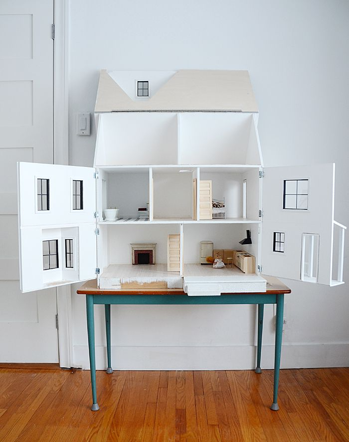 25 Best Ideas About Doll House Plans On Pinterest Diy
