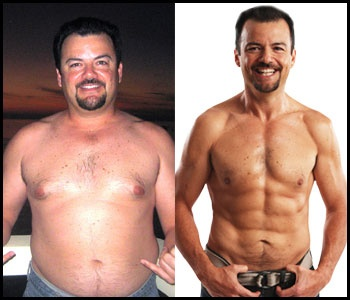Monet lost 38.5 lbs with TapouT XT in 90 days and changed his life forever.