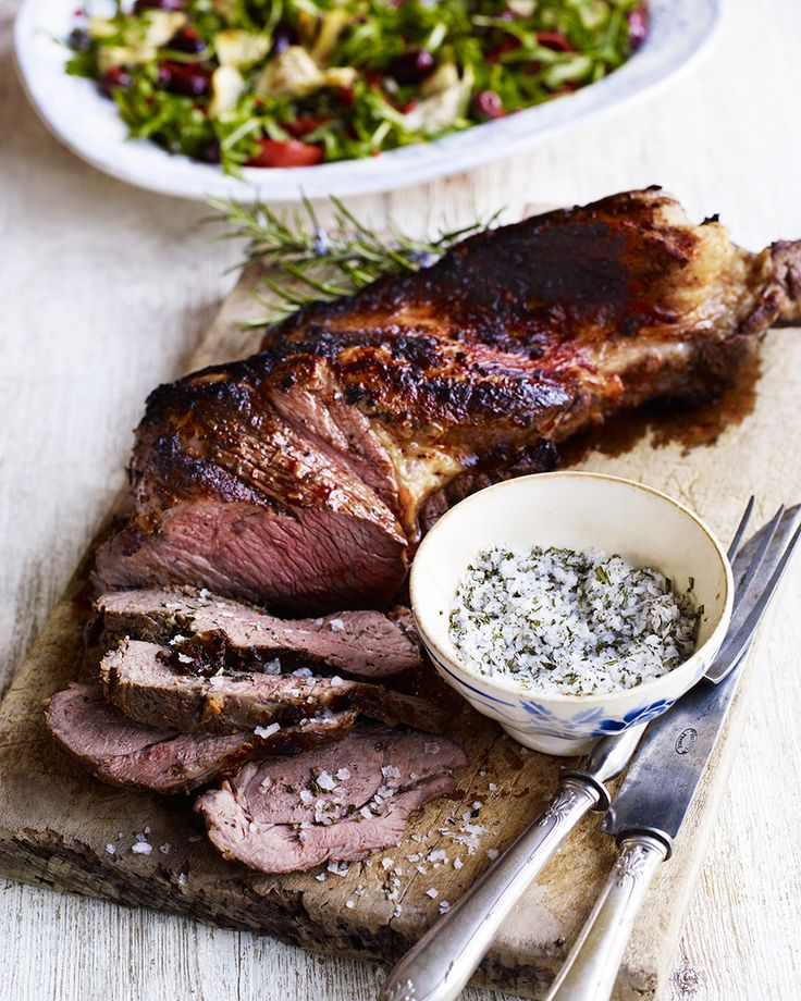 Let lamb be the hero of any occasion with Debbie Major's recipe. Paired with rosemary salt and a sweet tomato salad – this meal…