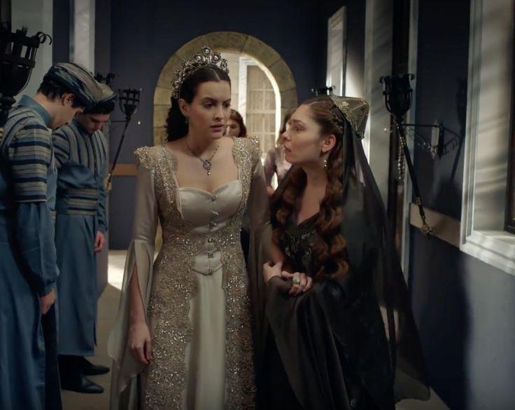 "Ayşe Sultan - Magnificent Century: Kösem - ""Fire and Gunpowder (Ates ile Barut)"" Season 2, Episode 6 (36)"