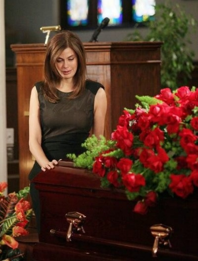 This is killing me! Desperate Housewives how could you? Poor Susan :( Mike was the Perfect Hubby!
