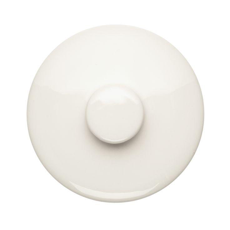 #Teema white #teapot #lid