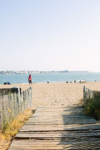 """A Guide To Alameda, Courtesy Of Two Locals #refinery29  http://www.refinery29.com/alameda-attractions#slide-9  Alameda Beach  """"Yes, Alameda has a beach, which actually provides a gorgeous view of the Bay, cityscape, and even the Golden Gate Bridge on a clear day. And, since the weather is a good 10 degrees warmer with less wind chill than S.F., the beach is a popular place to be on the weekend. Bring a blanket and picnic, or simply enjoy a walk or bike ride along Shoreline Drive."""" ..."""