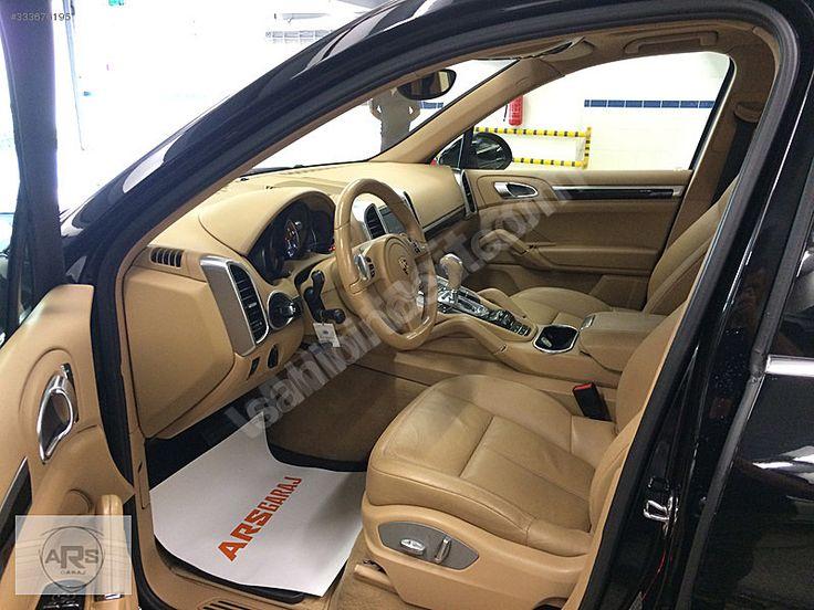 Porsche Cayenne - ARS GARAJ2012 PORSCHE CAYENNE 3.0 TDİ BAYİ ÇIKIŞLI.