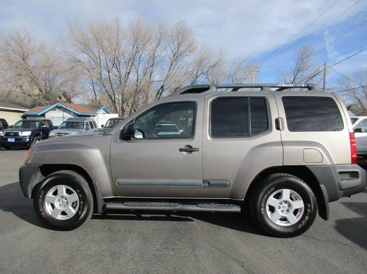 2006 Nissan Xterra SE 4dr SUV 4WD **FOR SALE** By Daltons Autos, Inc - 630 N 1st St Grand Junction, CO