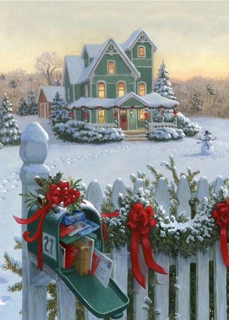 Sending Holiday Cards Click on this card