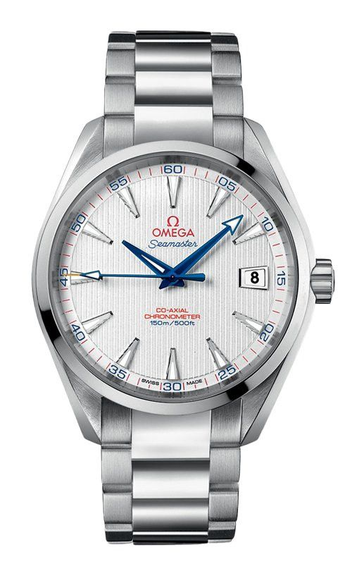 Aqua Terra Automatic Chronometer 231.10.42.21.02.002 .41.5mm