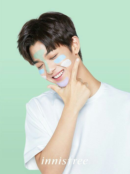 Innisfree - Bae Jinyoung Wanna One