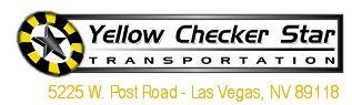 Yellow Checker Star Taxi Cab Services   (702) 873-8012   Las Vegas, Nevada