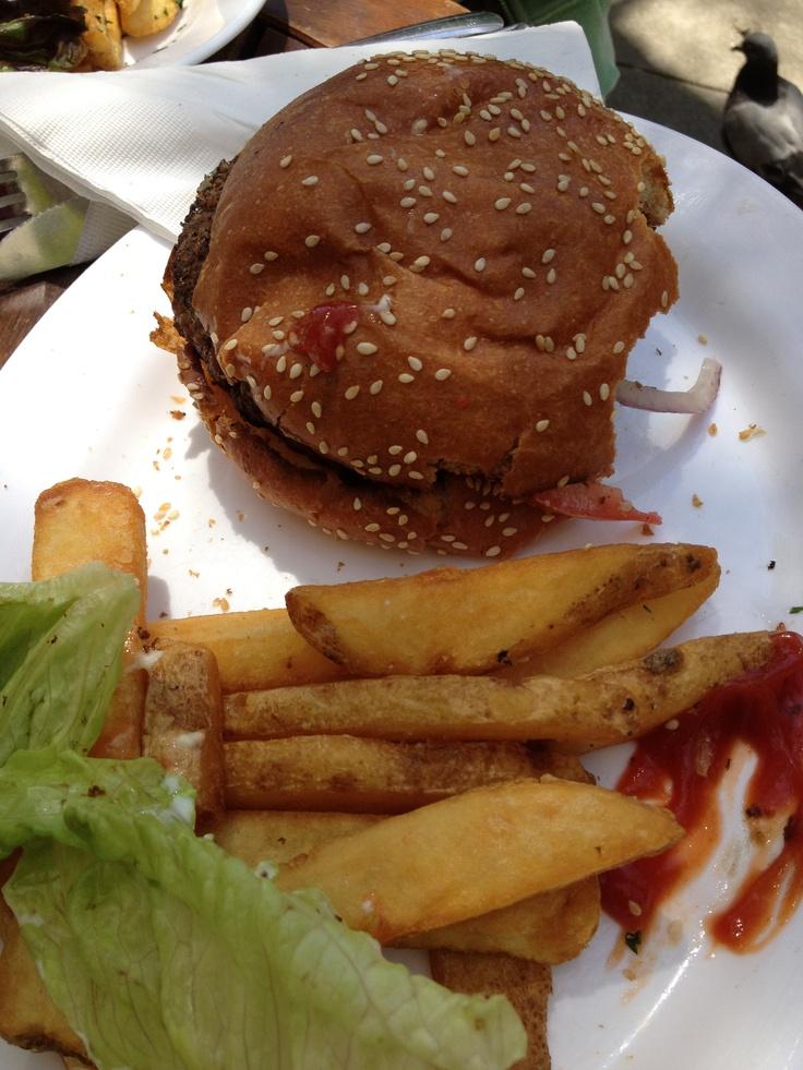 SF hamburger