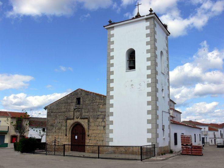 Iglesia Parroquial de San Juan Bautista, del siglo XV.