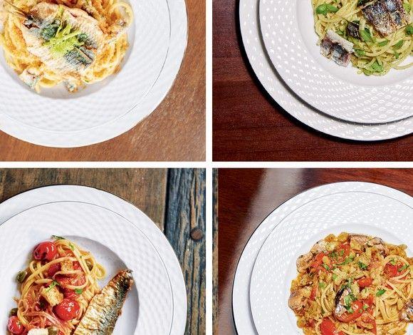 Sardinha vira hit nos melhores restaurantes italianos de São Paulo
