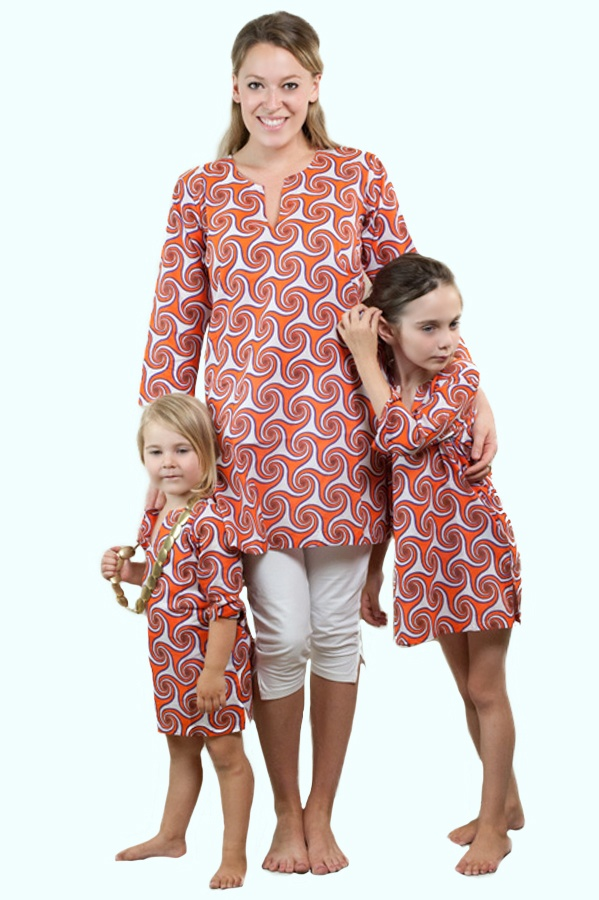 Mommy and Me Tunics - 21 Patterns