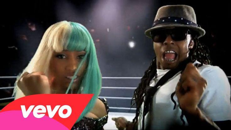 Lil Wayne - Knockout ft. Nicki Minaj (+lista de reproducción)