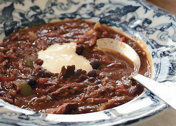 Lone Landmand | opskrift på chili con carne