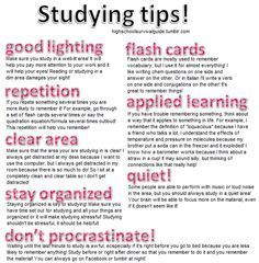 Studying Tips For High school Students #students #studying #highschool | best stuff