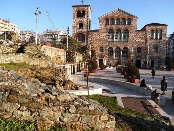 Δημιουργία - Επικοινωνία: Θεσσαλονίκη: Μεγάλωσα στην περιοχή του Αγίου Δημητ...