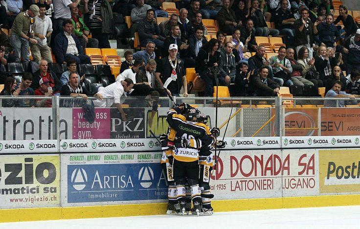Hockey Club Lugano: che effetto energia!