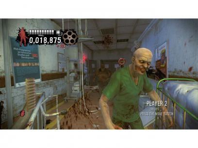 The House of the Dead: Overkill Extended Cut - para PS3 - Sega com as melhores condições você encontra no Magazine Andreabh. Confira!