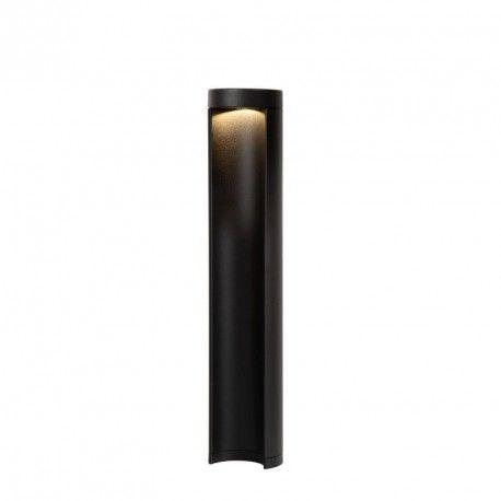 Borne sentier - Lampe Combo LED H45 cm IP54 - Noir