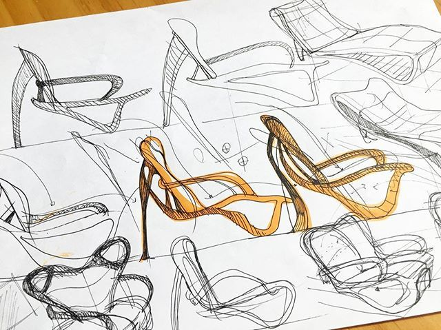 Photo Of Kerry KimDesigner Pensketch
