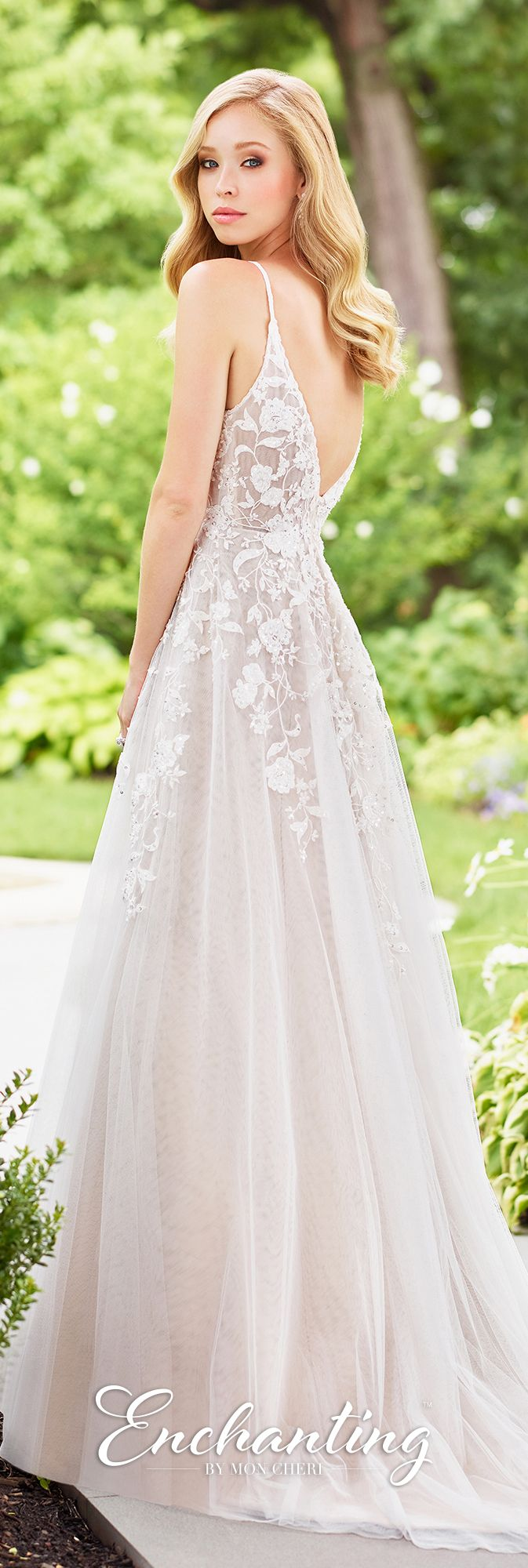 Enchanting By Mon Cheri 118136 - Coming soon to Blush Bridal & Prom - Concord, CA - www.myblushbridal.com