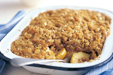 Kitchen Witchery: Apple Crumble | Mom's a Witch