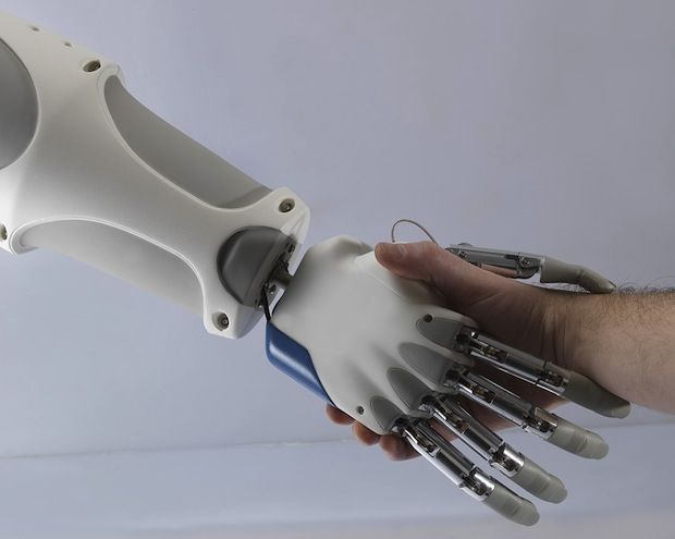 Startup Spotlight: Prensilia Developing Robot Hands for Research, Prosthetics - IEEE Spectrum
