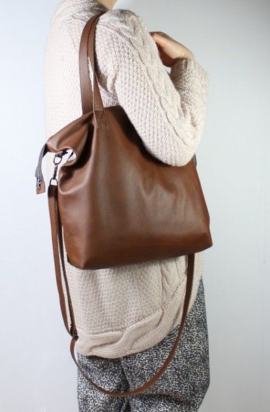 """Leather Bag """"Rudy"""""""