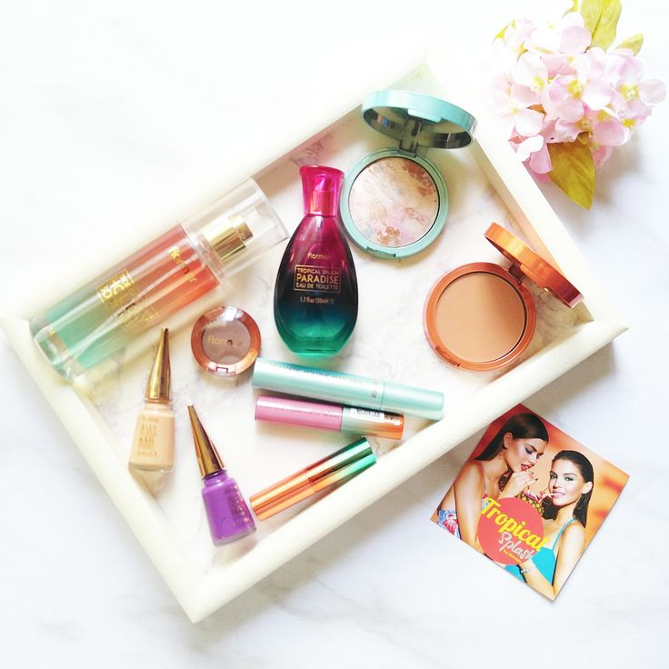 Flormar Tropical Splash Koleksiyonu