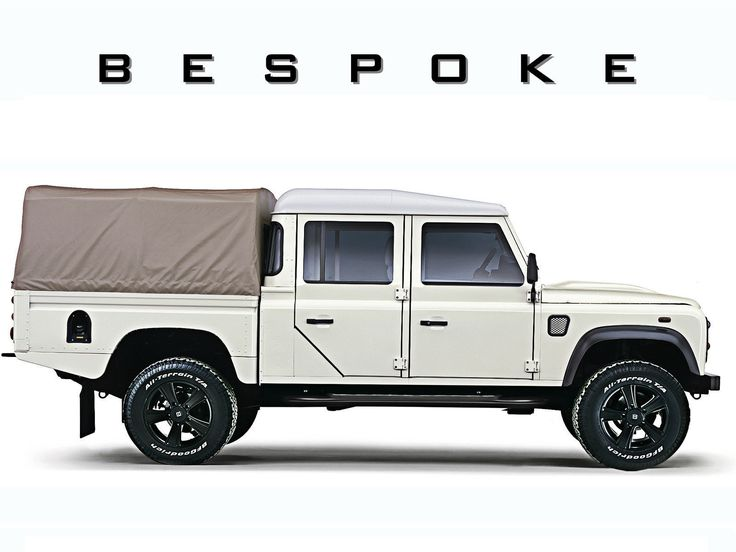 Bespoke Land Rover Defender 130 Elements Double Cab | eBay