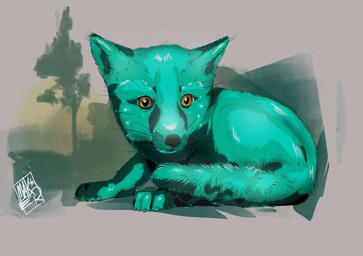"Check out my @Behance project: ""Little Fox"" https://www.behance.net/gallery/50191641/Little-Fox"