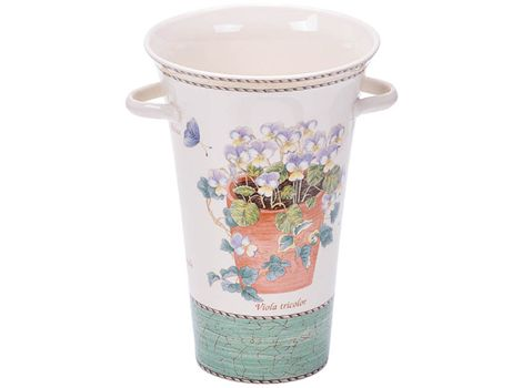 """#wedgwood """"Sarah's Garden"""". This whimsical pattern is characterised by motifs and borders in delicate pastel shades, reminiscent of floral herbs like lavender and thyme.   #thomasjewellers"""