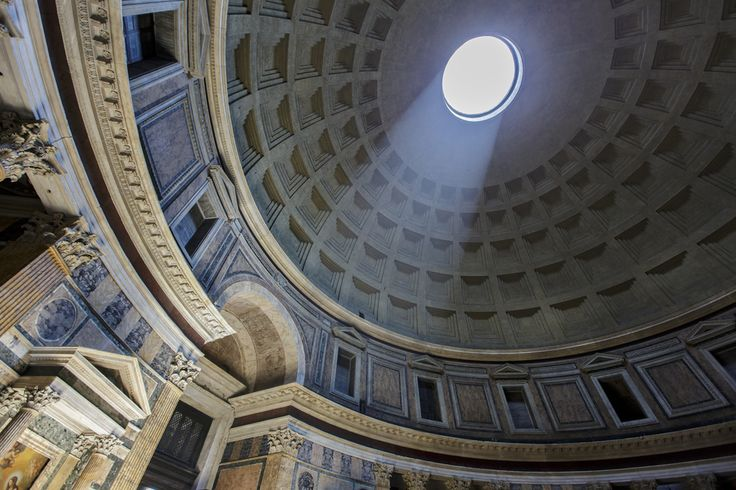 Italy, Rome, Pantheon.