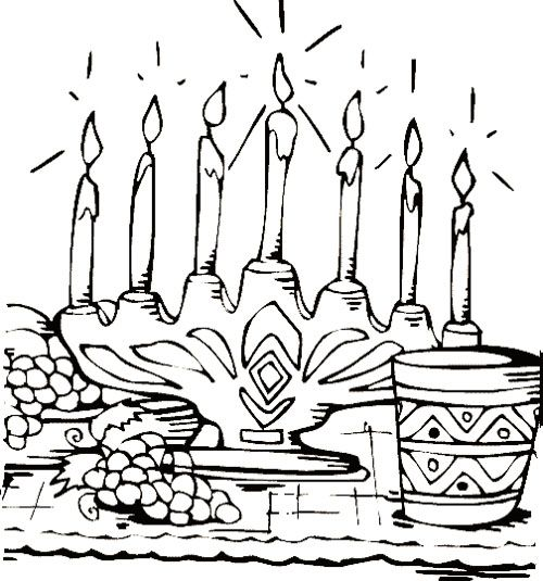 20 best Kwanzaa images on Pinterest Coloring pages Kwanzaa and